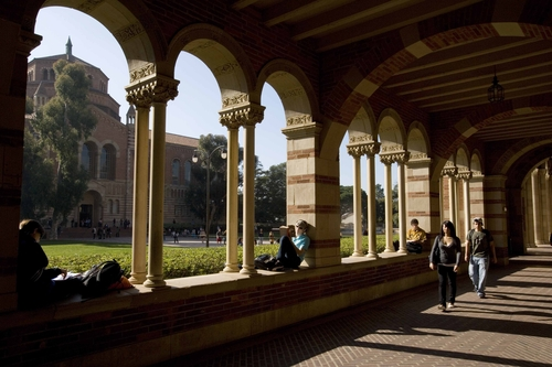UCLA - 30 Online Master's in Computer Science Degree Programs