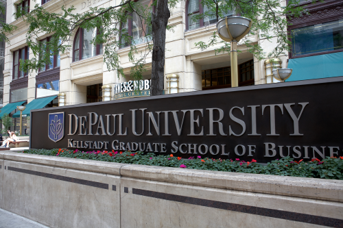 DePaul University - 30 Online Master's in Computer Science Degree Programs