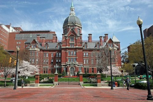 Johns Hopkins - 30 Online Master's in Computer Science Degree Programs