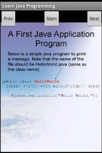 learn java for ipod
