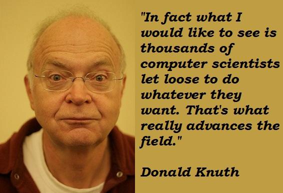 Donald-Knuth